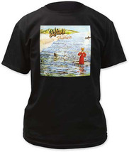 Genesis-Foxtrot-Medium Black  T-shirt - $12.59