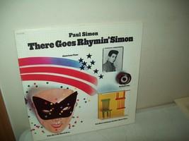 Paul Simon there goes Rhymin' Simon Vinyl Record Album 1973 NM/M SHARP - $11.88