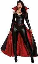 Dreamgirl Prinzessin Of Darkness Vampir Sexy Adult Damen Halloween Kostü... - $53.73