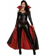Dreamgirl Prinzessin Of Darkness Vampir Sexy Adult Damen Halloween Kostü... - $53.89