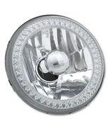 "5-3/4"" Bluetooth RGB Color Chase Chasing SMD LED Halo Angel Eye H4 Headl... - $42.00"