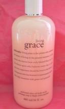 Philosophy Living Grace perfumed olive oil body scrub 16oz - $17.99
