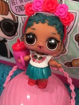 L.O.L. Surprise Doll Coconut Q.T. Series 2 Wave 2! Retired and Rare! LOL QT - $20.00