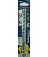Bosch 1/4 in. X 6 in. BlueGranite Turbo Carbide Hammer Drill Bit - $9.75