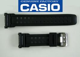 Genuine CASIO G-SHOCK  MUDMAN WATCH BAND STRAP BLACK  G-9000 G-9000-1 - $29.95