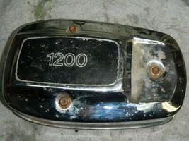 Airbox Air box filter housing 1979 Harley Davidson Sportster XLH 1000 XL... - $64.34