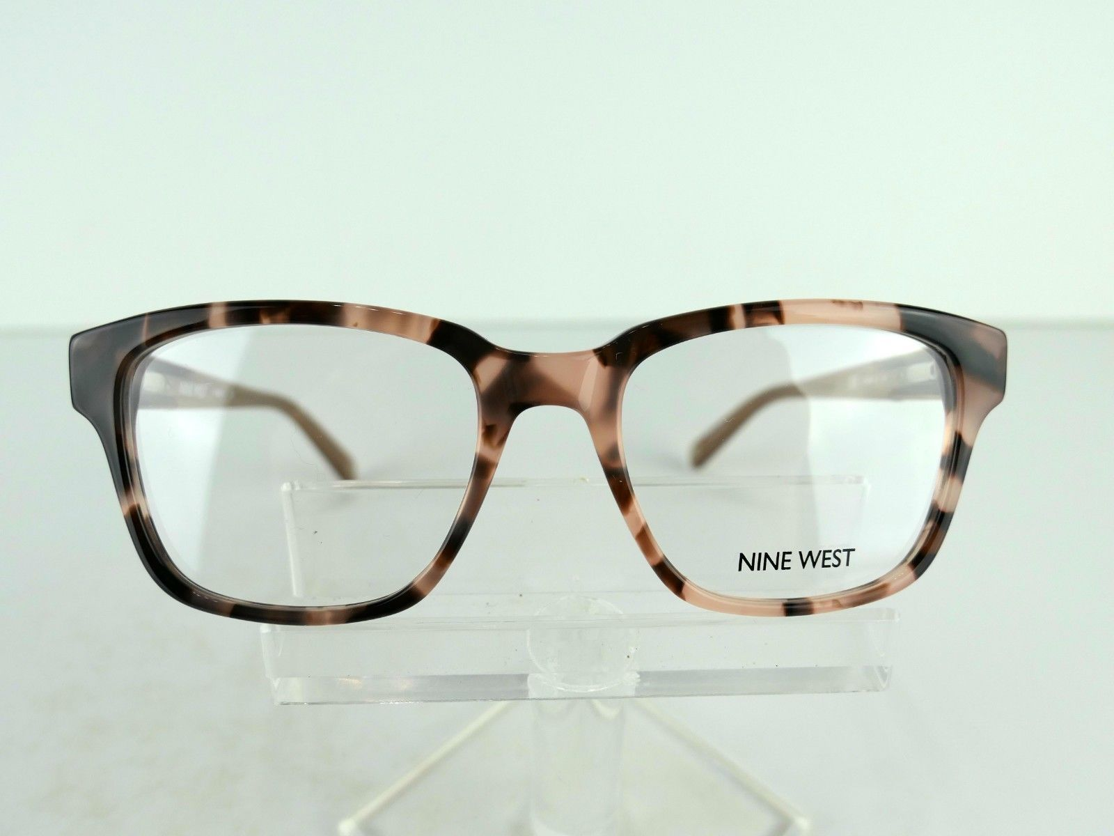 Nine West NW 5071 (674) Blush Tortoise  50 x 18 135 mm Eyeglass Frames