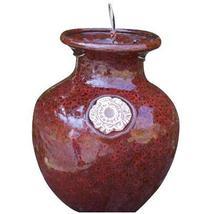 Down Under Pot - Large Glazed Flame - €39,74 EUR