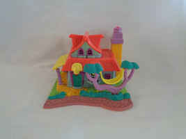 Vintage 1994 Bluebird Polly Pocket Kitty House - Lights Working - $19.75