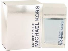 Michael Kors Extreme Blue Cologne 4.0 Oz Eau De Toilette Spray image 5