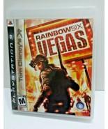 Tom Clancy's Rainbow Six: Vegas (Sony PlayStation 3, 2007) - $4.95