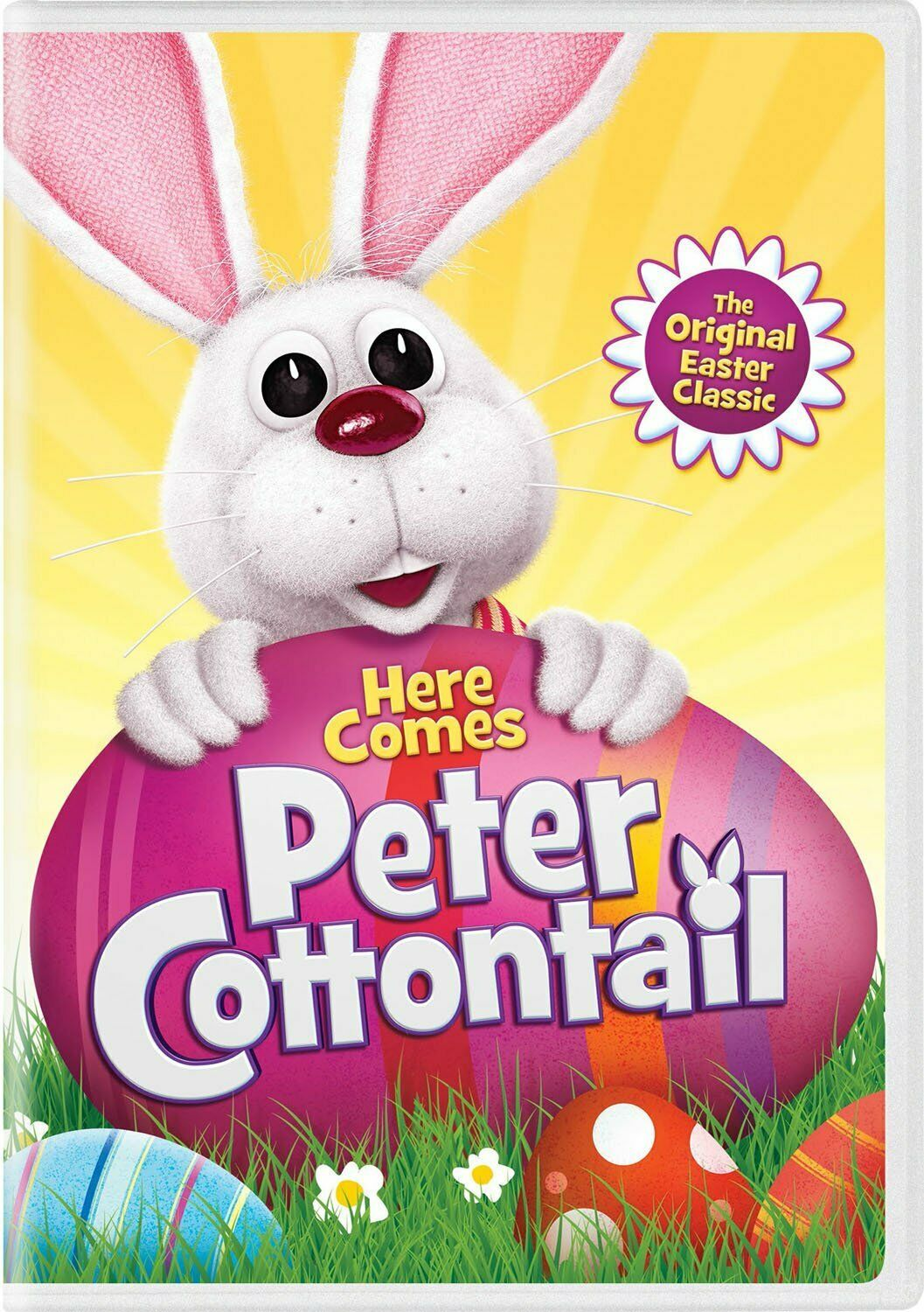 Primary image for Here Comes Peter Cottontail [DVD]