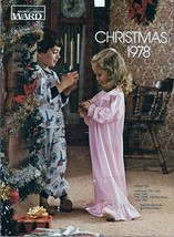 1978 MONTGOMERY WARD CHRISTMAS Catalog for '78 WARDS - $45.05