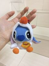 Disney Stitch Hen and Chick hood Plush Doll Figure very cute, pretty.rar... - $17.00