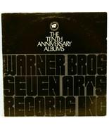 Vinyl Album Varius Artis The Tenth Anniversary Album Warner Bros PRO 289 - $7.43