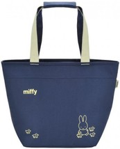 Thermos Cooler bag soft cooler 17L Miffy navy REA-017B NVY JAPAN - $45.00