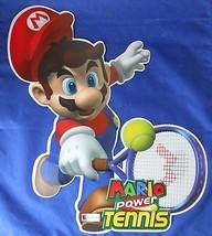 2004 Nintendo Mario Power Tennis Sticker Promo Display Decal - $14.84