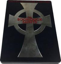 The Boondock Saints (Deluxe Collectors Edition) [DVD] (Steelbook Edition) - $13.65
