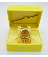 Invicta Pro Diver Ocean Ghost Men's Silver & Gold Watch 12556 200M Water... - $247.38