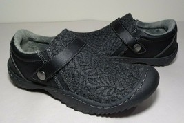 JSport by Jambu Size 6.5 M BLAIR Black Slip On Loafers New Women's Shoes - $88.11