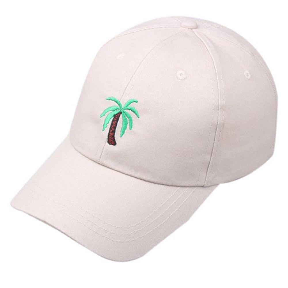 Primary image for Women Men Unisex Summer Outdoors Tree Visor Solid Baseball Cap Adjustable Hat a