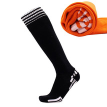 Men Socks Soccer Baseball Football Basketball Sport Over Knee High Sock ... - $8.99