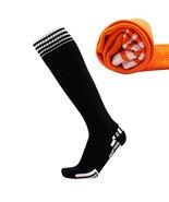 Men Socks Soccer Baseball Football Basketball Sport Over Knee High Sock ... - $8.99