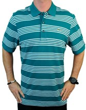 NEW NWT LACOSTE MEN'S PREMIUM SPORT ATHLETIC COTTON POLO SHIRT T-SHIRT GREEN