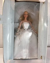 MATTEL Blushing Bride Barbie Doll 1999 Collectible NEW box never Original  - $24.00