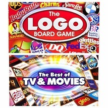 Logo Board Game and Best of Movies & TV Board Game (Two Games Bundle) - $89.09
