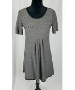 Anthropologie Maeve women XS dress short sleeve above knee textured  - $44.17