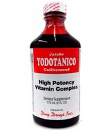 Yodotanico High Potency Vitamin Complex Iodine Dietary Supplement 6 fl oz - $14.84