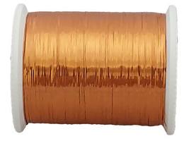 Coats & Clarks Glitz Metallic Foil Decorative Thread, Copper #803