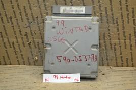 1999 Ford Windstar Engine Control Unit ECU XF2F12A650MF Module 154-1F1 - $18.49