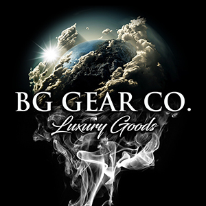 A welcome banner for BG Gear Co