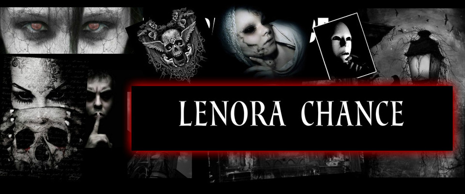 A welcome banner for LENORA CHANCE