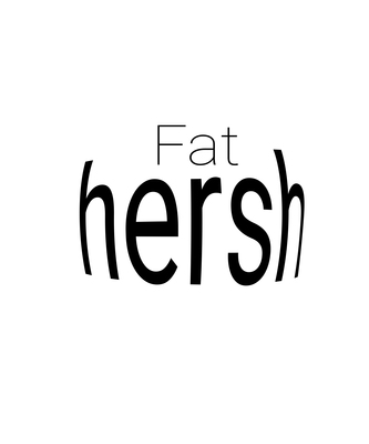 A welcome banner for Hersh's store