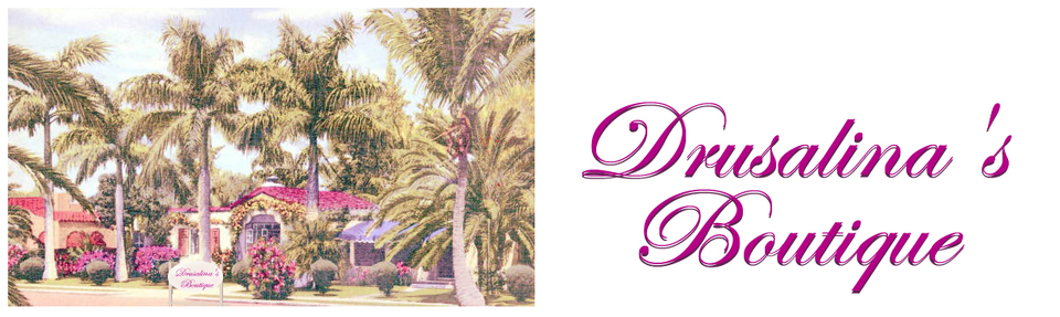A welcome banner for Diane's store