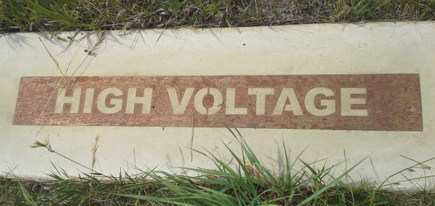 A welcome banner for High Voltage Electronics & More