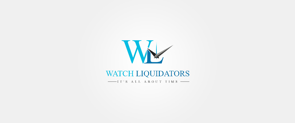 A welcome banner for Watch Liquidators© booth