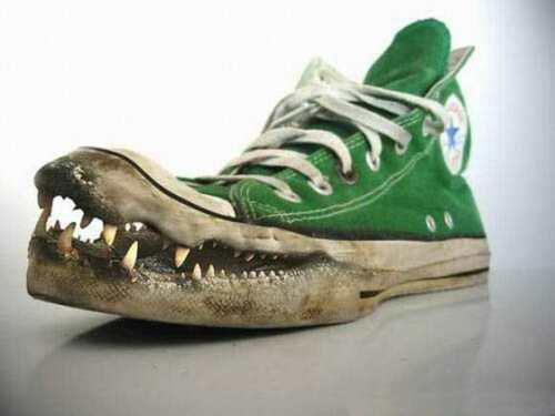 Funny shoe thumb960