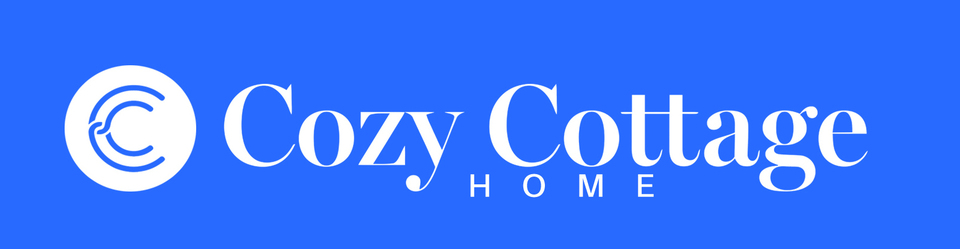 A welcome banner for Cozy Cottage Home