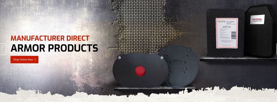 A welcome banner for Tactical Scorpion Gear