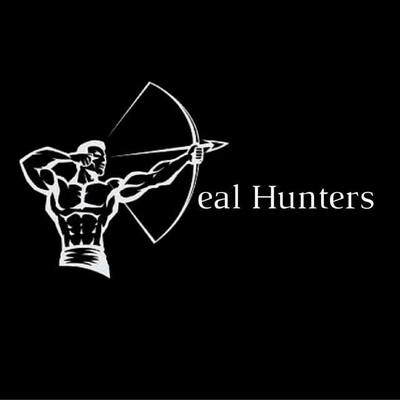 A welcome banner for DEAL-HUNTERS-INC