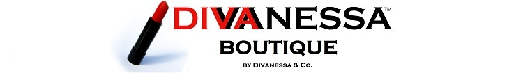 A welcome banner for Divanessa Boutique