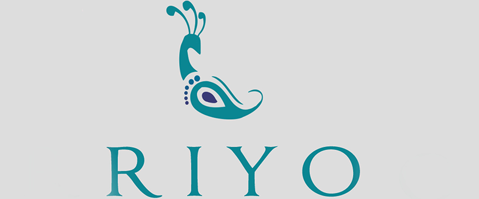A welcome banner for Riyo Gems Gemstone 925 Sterling silver jewelry Gold plated Fashion Jewellery