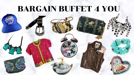 A welcome banner for BargainBuffet4You