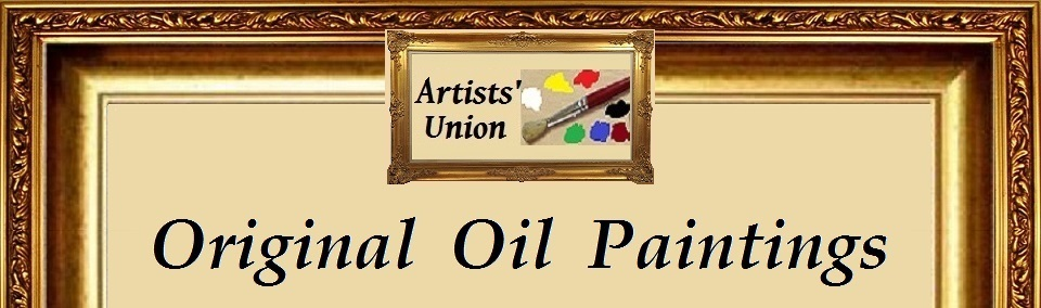 A welcome banner for Artists' Union