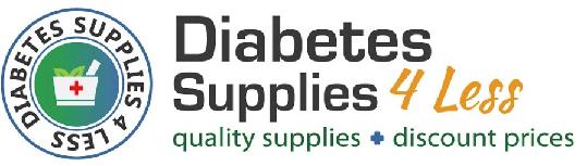 A welcome banner for diabetessupplies4less.com