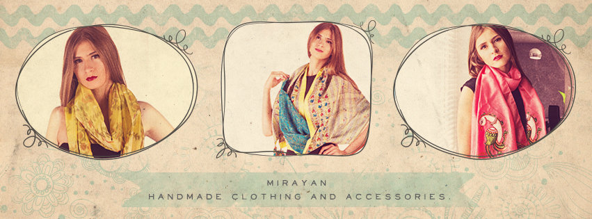 A welcome banner for Mirayan USA